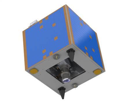 AlSat-1b. Credit: SSTL