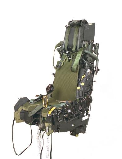 Mk16 Ejector Seat. Credit: Martin-Baker