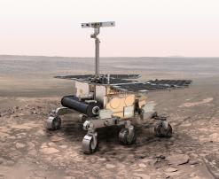 ExoMars Rover. Credit: ESA