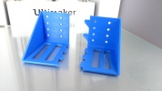 3D printed connector bracket. Credit: MEL