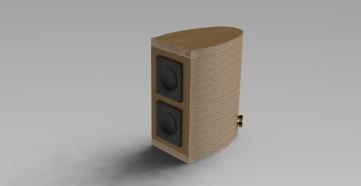 Speaker. Credit: MB