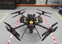 Total UAV. Credit: ISS Aerospace