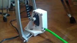 Servo-assisted drum kit. Credit: Remap